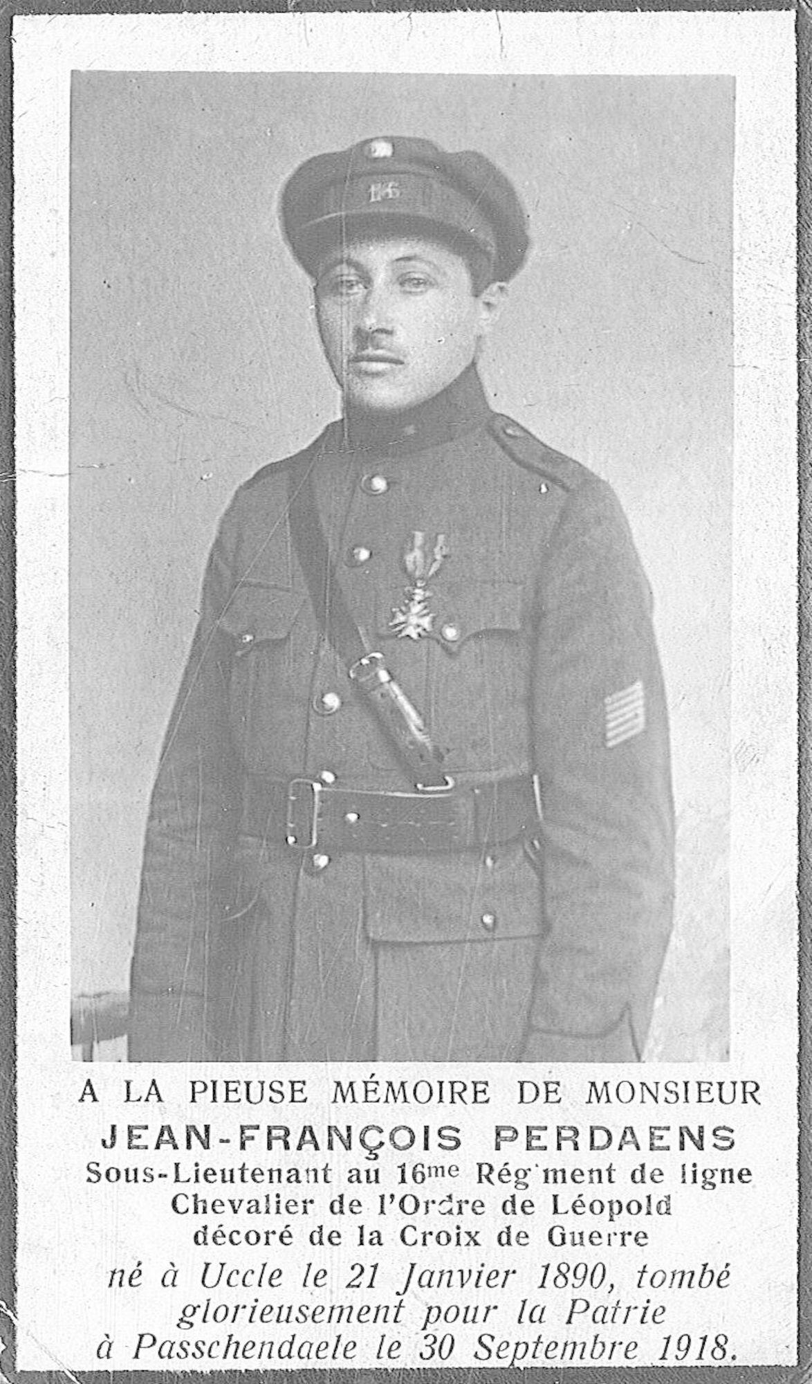 Jean-François Perdaens