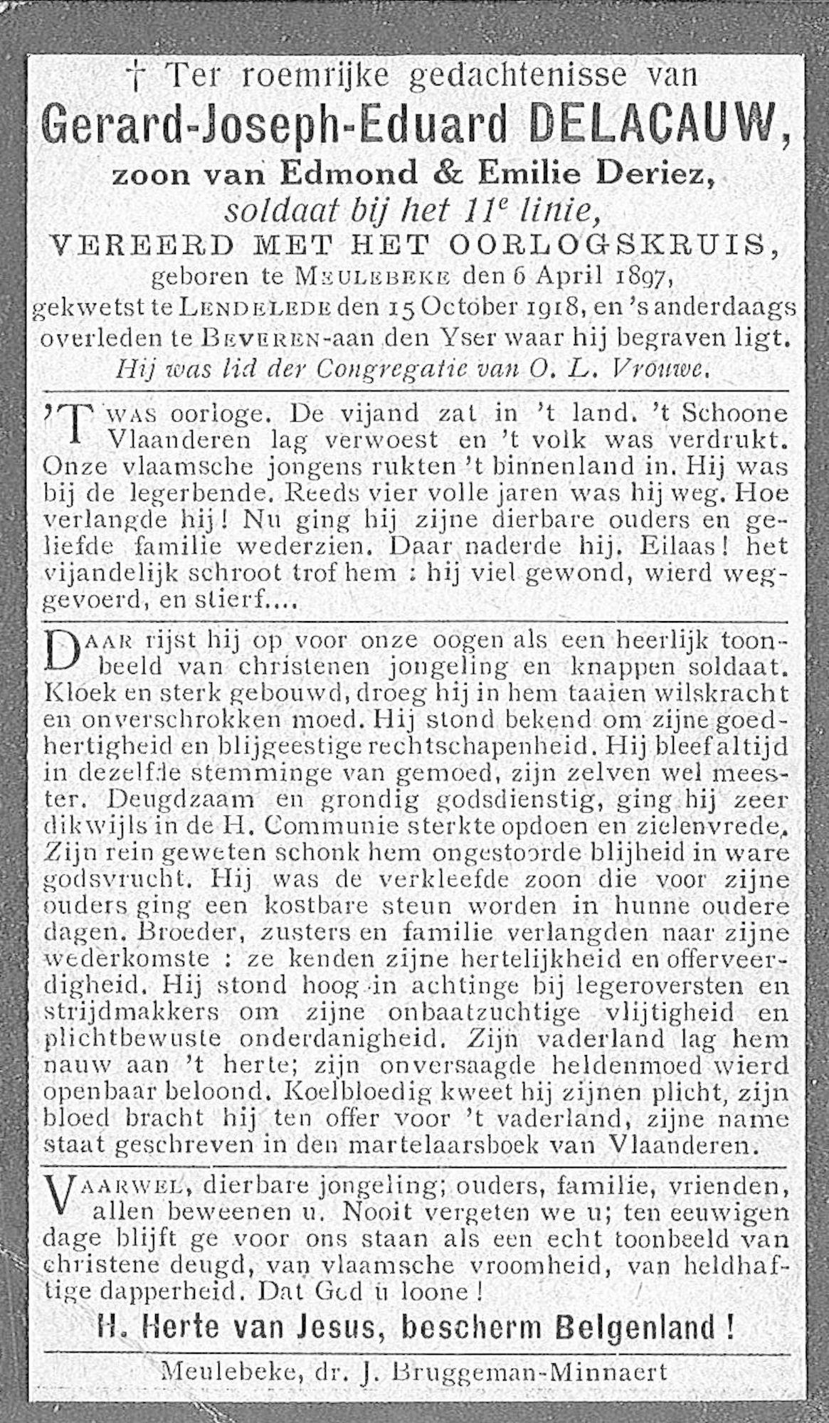 Gerard-Joseph-Eduard Delacauw
