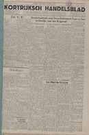 Kortrijksch Handelsblad 1946