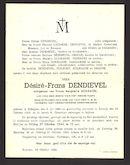 Désiré-Frans Dendievel