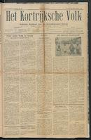 Het Kortrijksche Volk 1922-11-19