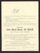 Julie-Marie-Reine De Mulié