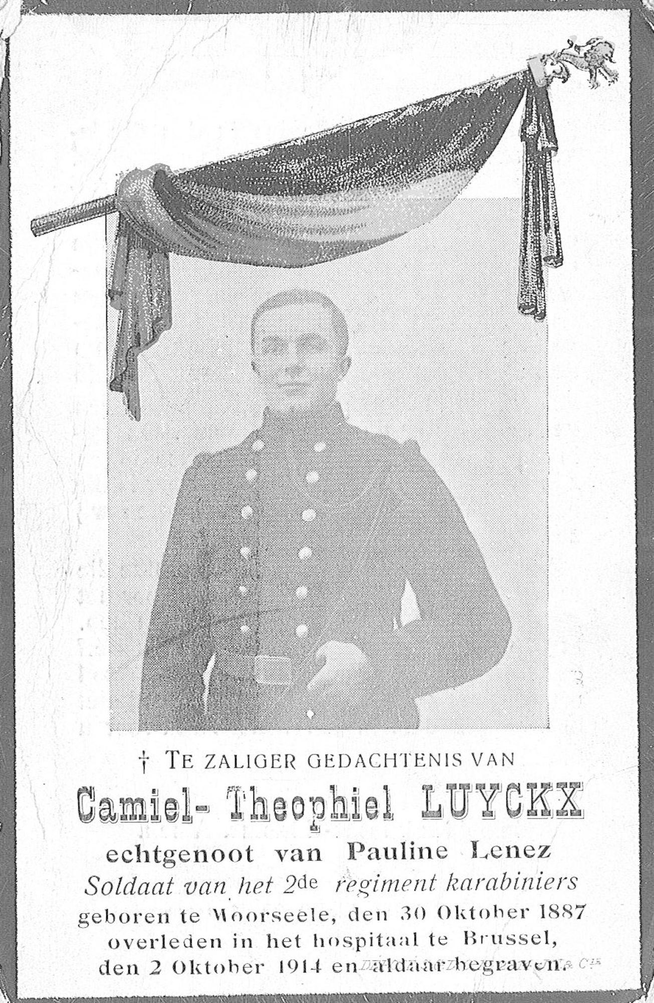 Camiel-Theophiel Luyckx