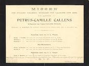 Petrus-Camille Callens