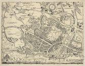 Westflandrica - Knokke Zoute, plattegrond