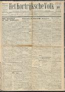 Het Kortrijksche Volk 1931-09-20