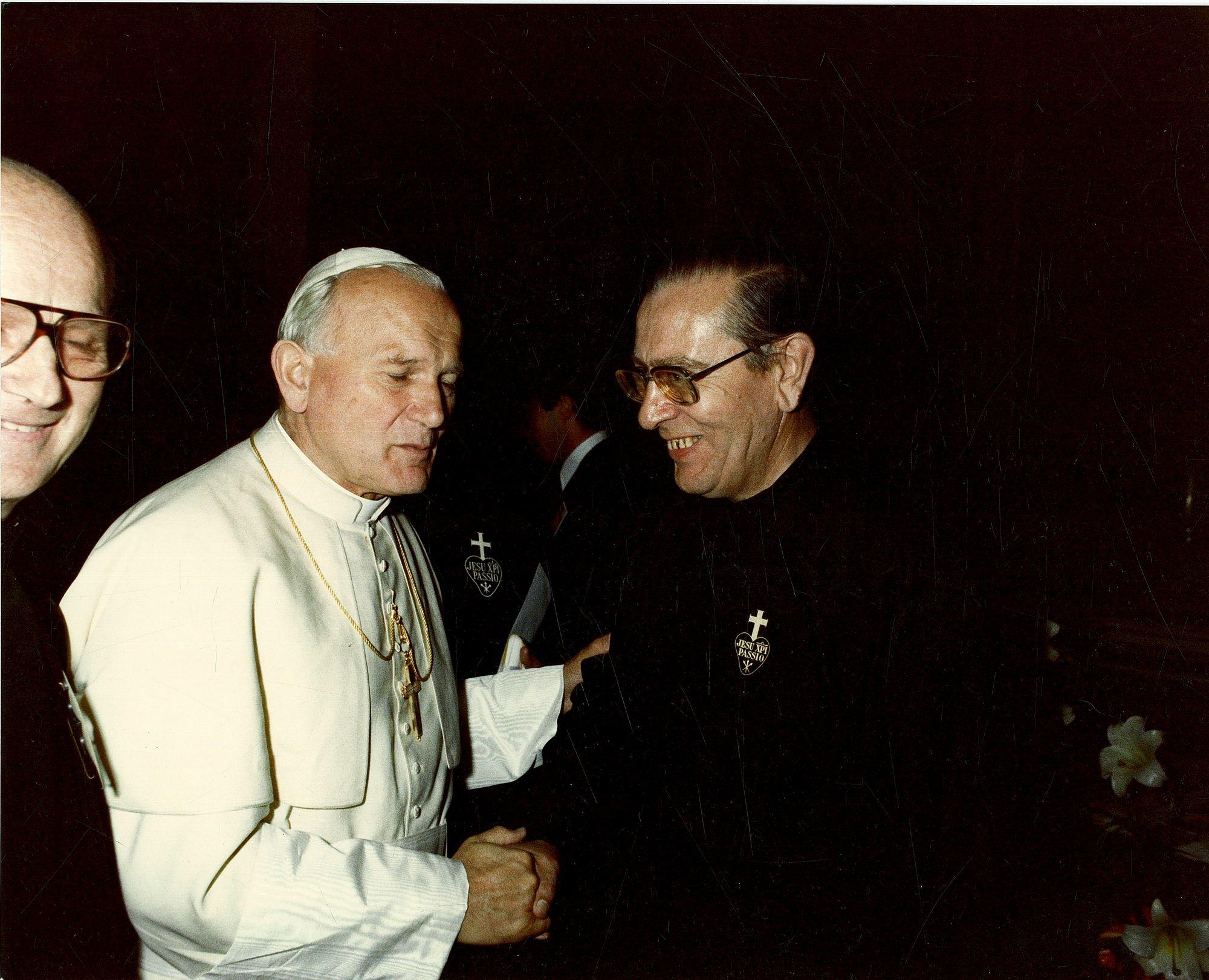 Zaligverklaring Broeder Isidoor in 1984