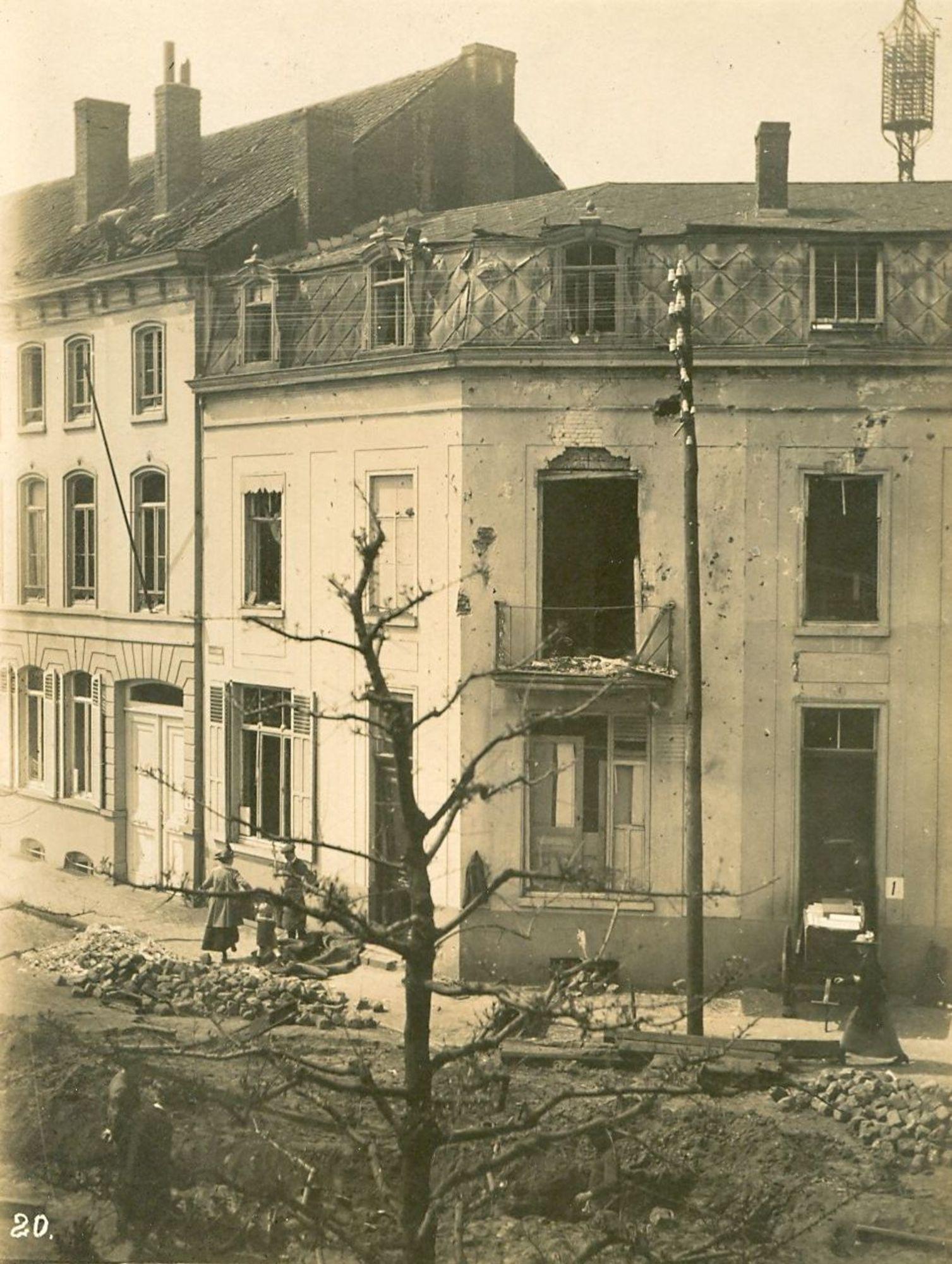 Bombardementen van 15 mei 1918