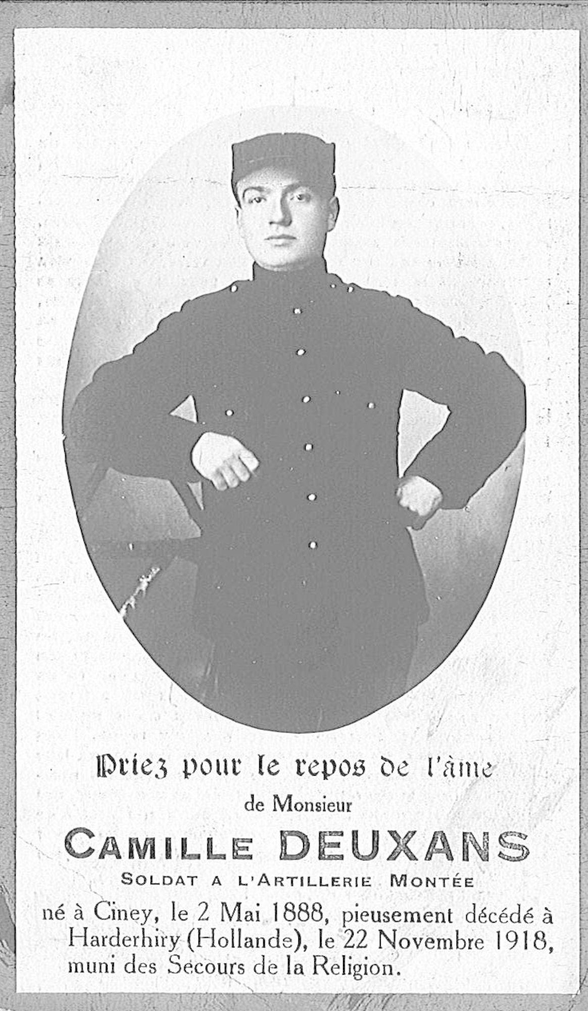Camille Deuxans