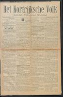 Het Kortrijksche Volk 1914-01-11
