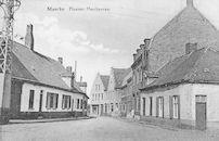Marktstraat Marke anno 1926