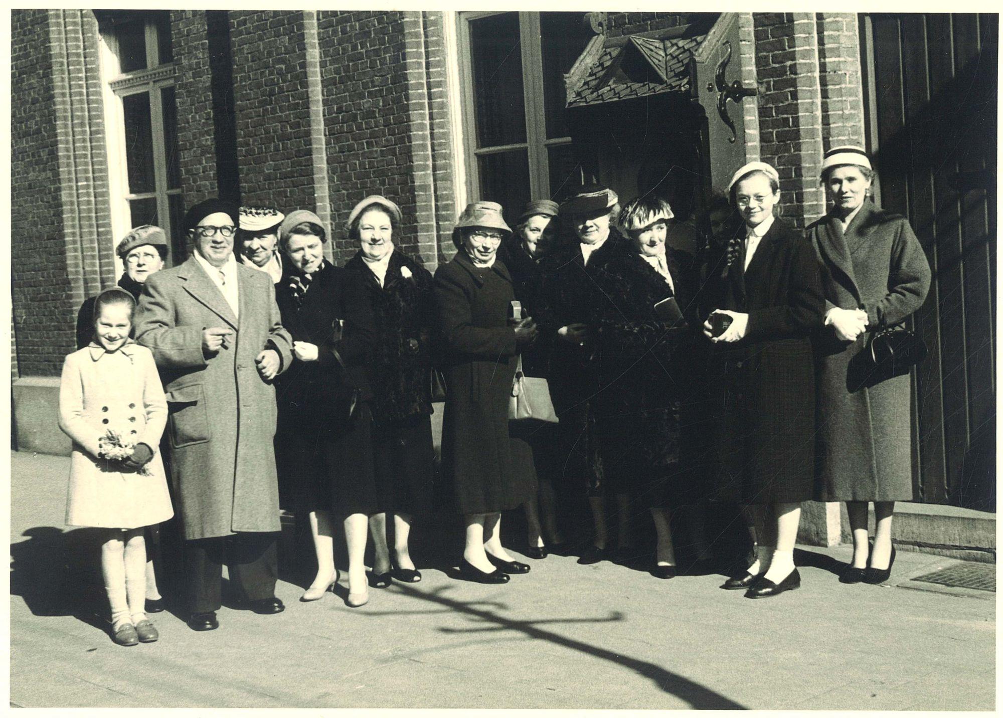 Broederschool Overleie groepsfoto