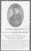 Camiel Vander Beke