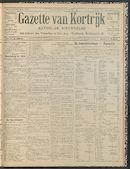 Gazette Van Kortrijk 1912-09-22