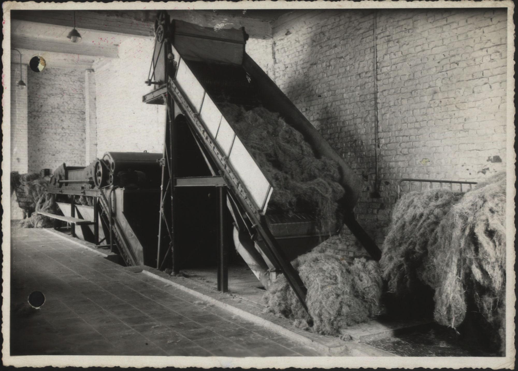 Kloddenmachine Vansteenkiste & Charle