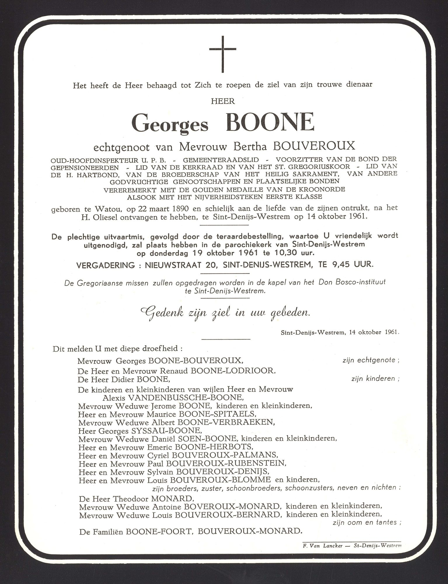 Georges Boone