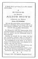 Alice Noye
