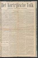 Het Kortrijksche Volk 1910-12-04