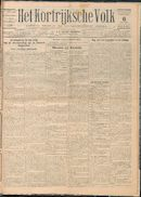 Het Kortrijksche Volk 1927-11-06