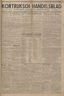 Kortrijksch Handelsblad 24 november 1944 Nr11 p1