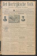 Het Kortrijksche Volk 1912-08-18