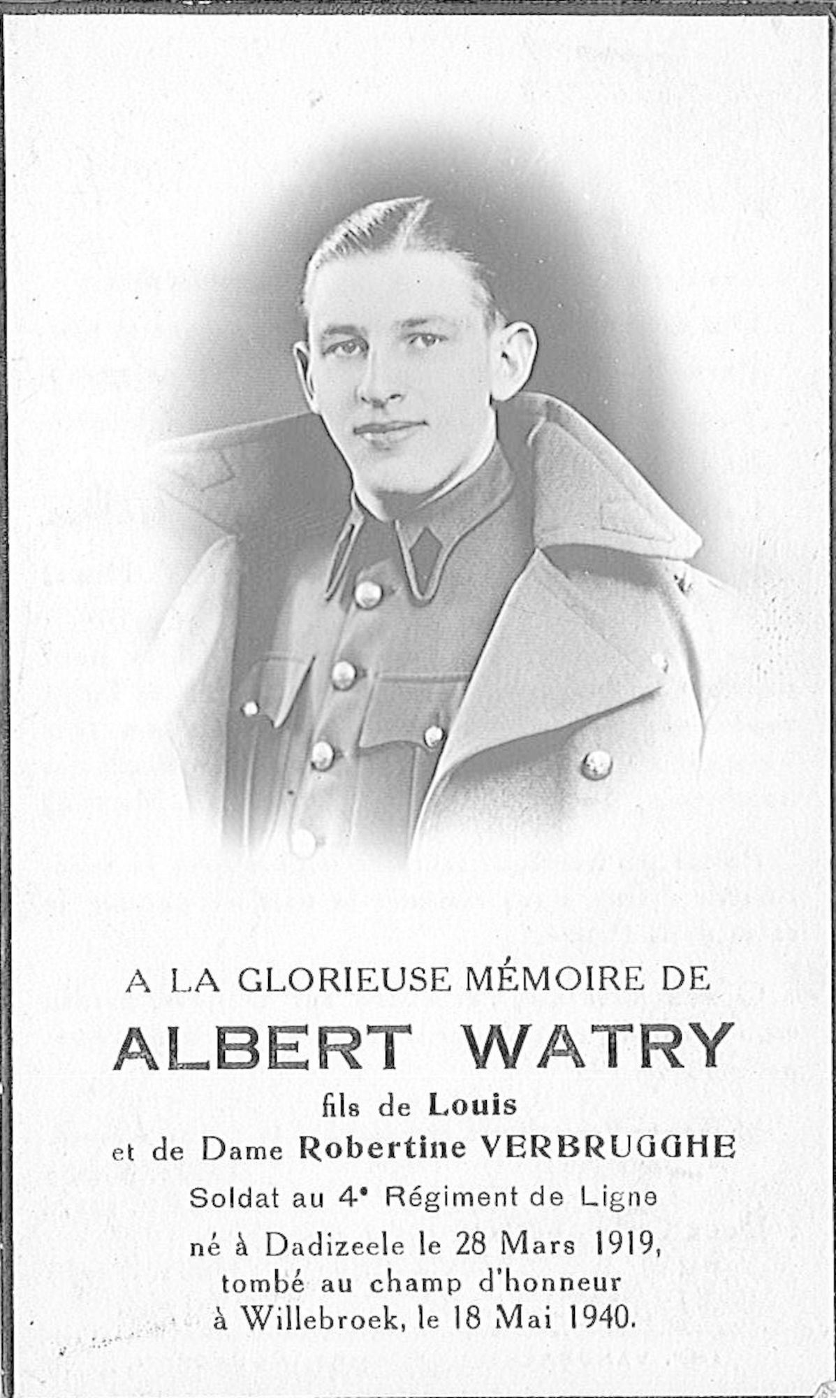 Albert Watry