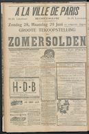 Het Kortrijksche Volk 1914-06-28 p8