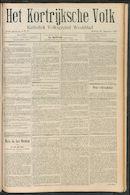 Het Kortrijksche Volk 1910-08-21