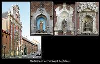Muurkapellen Budastraat