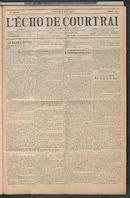 L'echo De Courtrai 1907-04-07
