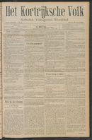 Het Kortrijksche Volk 1910-04-10