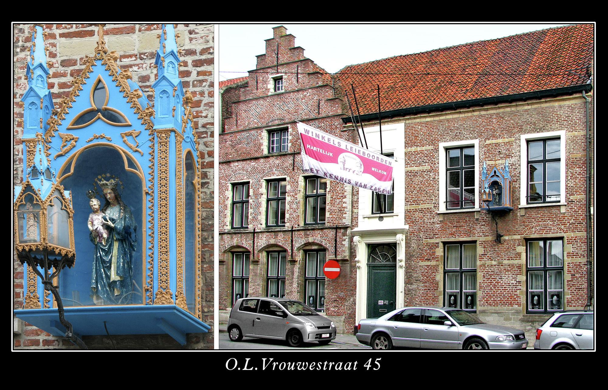 Muurkapel O.L.Vrouwestraat