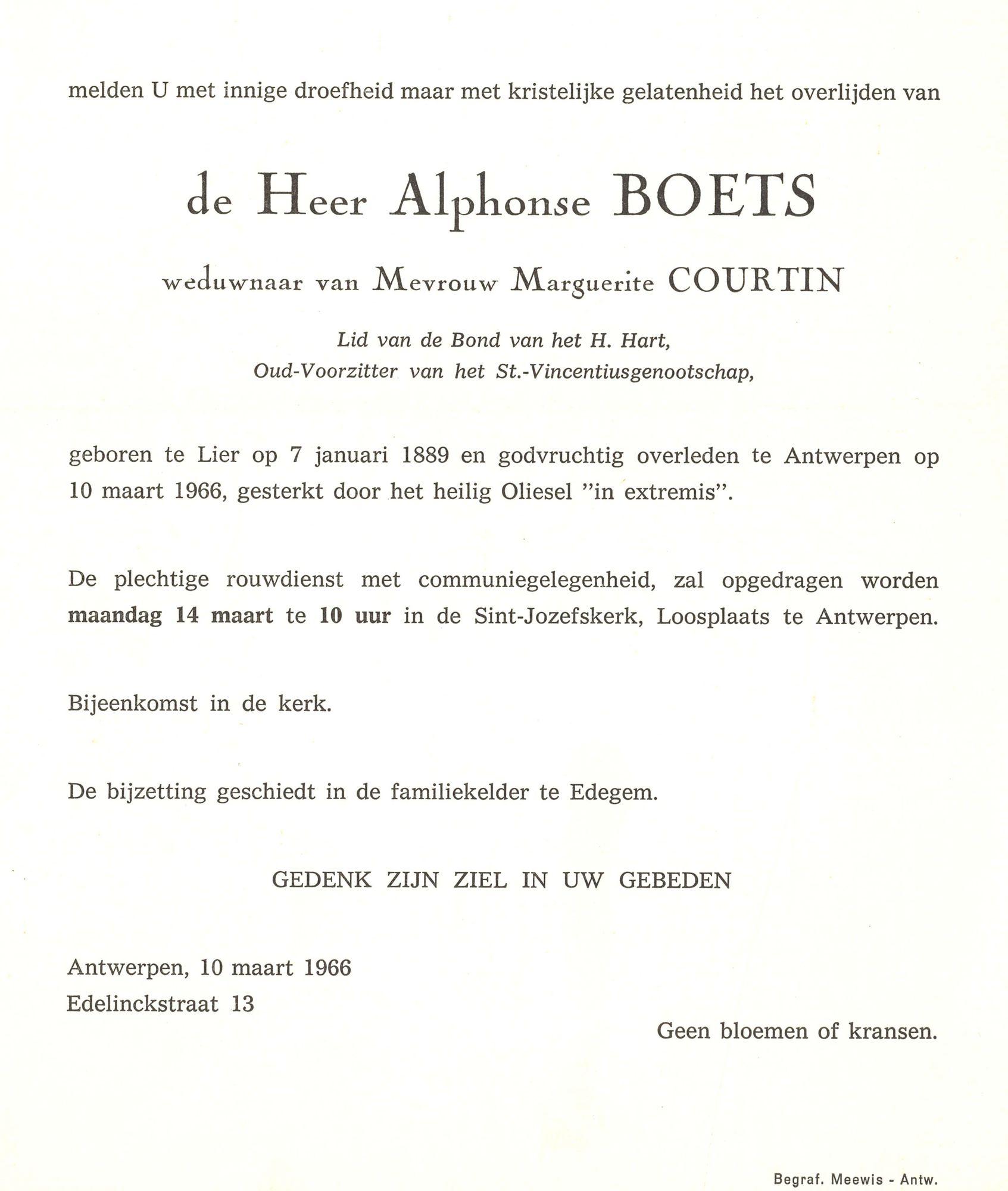 Alphonse Boets