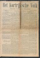 Het Kortrijksche Volk 1907-01-27