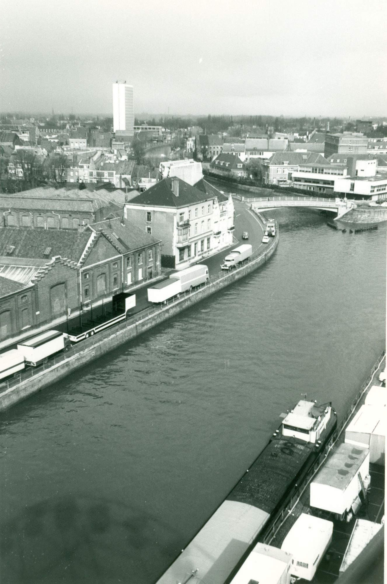 Nijverheidskaai 1975