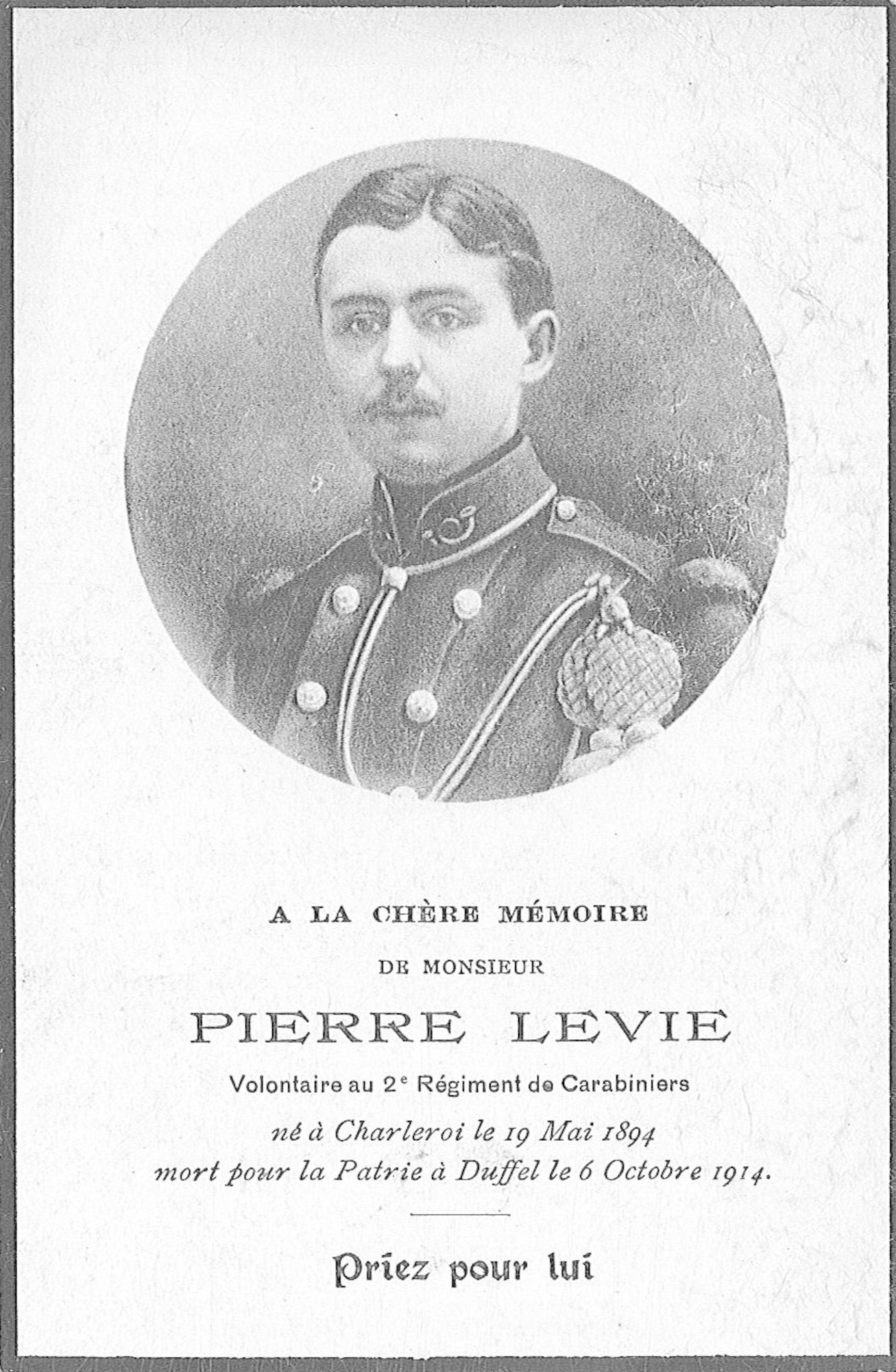 Pierre Levie