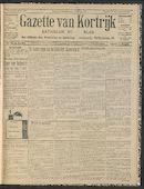 Gazette Van Kortrijk 1912-04-14