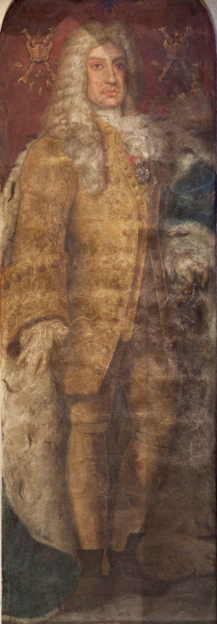 1711 - 1740 Karel VI