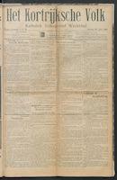 Het Kortrijksche Volk 1914-04-19
