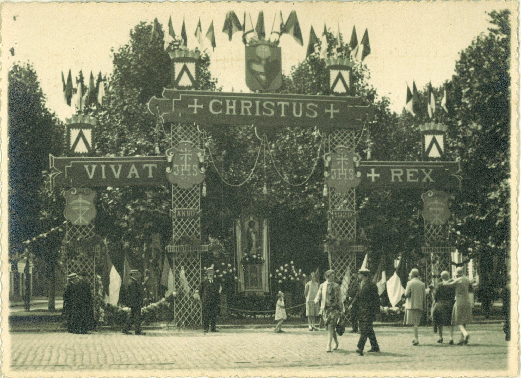 Heilig Hartfeesten 1929