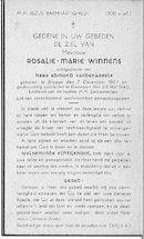Rosalie-Marie Winnens
