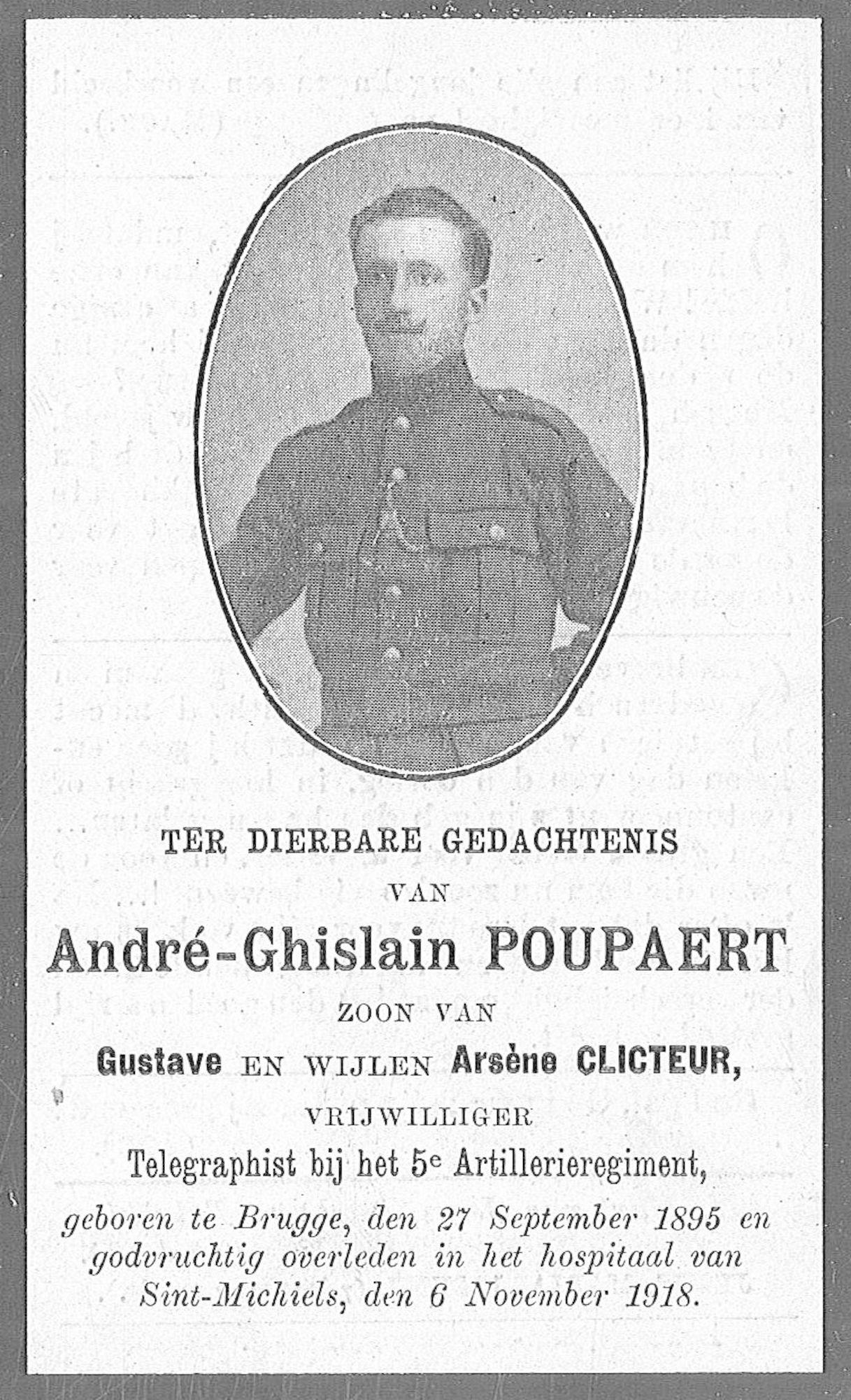 André-Ghislain Poupaert
