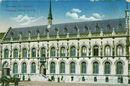 De Grote Markt met het stadhuis