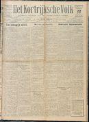 Het Kortrijksche Volk 1927-05-22