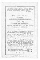 Aloijsius-Augustinus-Cornelius Isacq