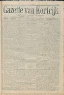 Gazette van Kortrijk 1916-11-18