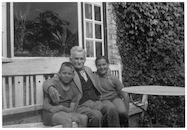 Westflandrica - Stijn Streuvels met de kinderen van Joost Florquin