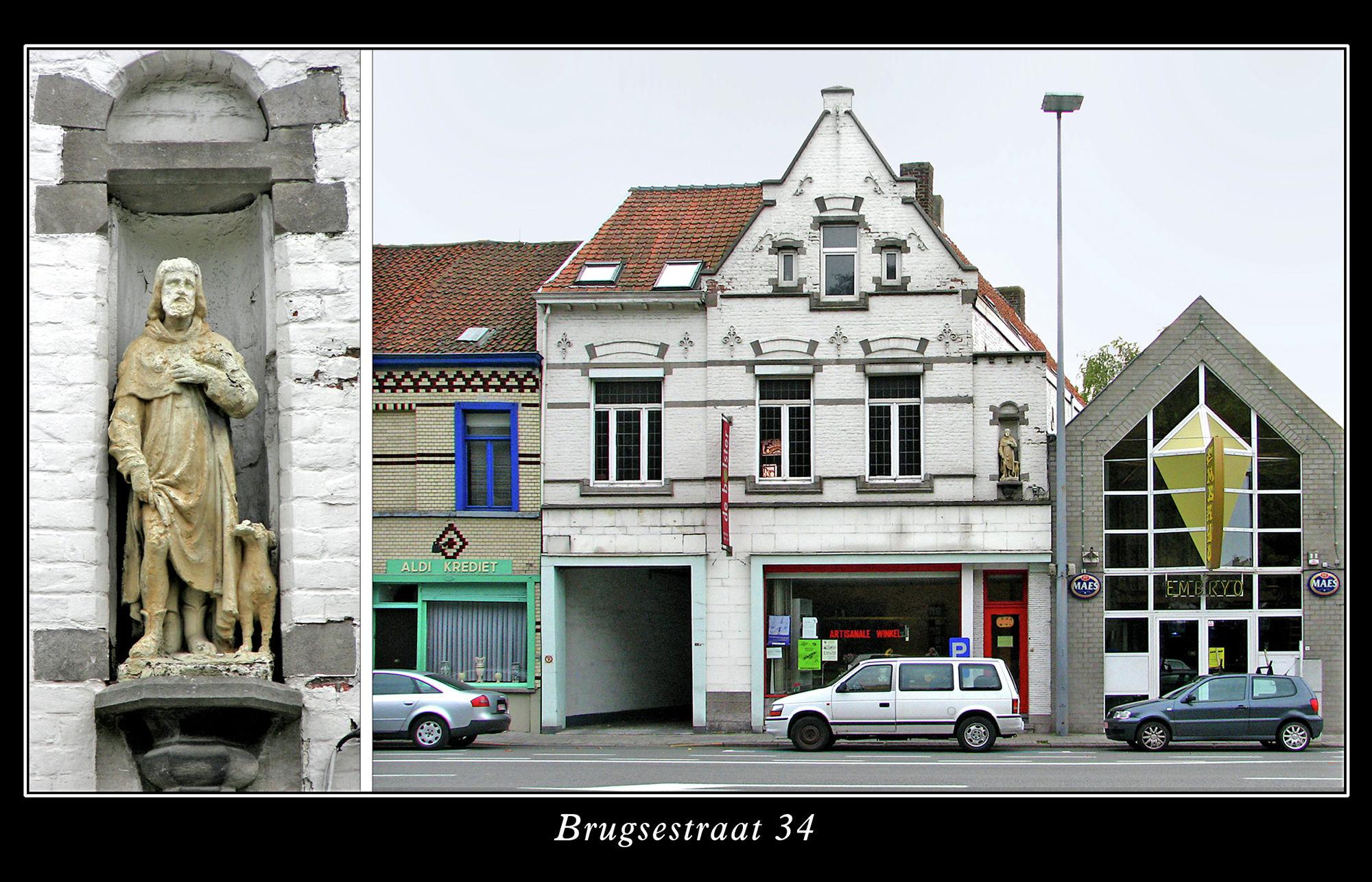 Muurkapel Brugestraat