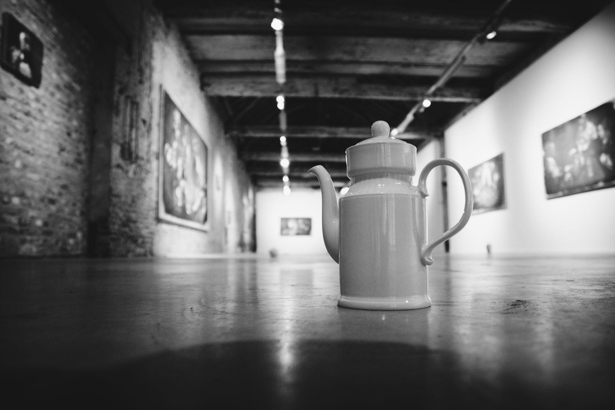 The teapot series
