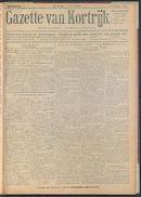 Gazette Van Kortrijk 1917-12-22